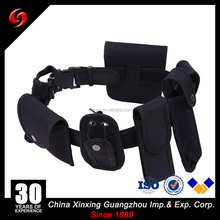 Outdoor Tactical Belt Multifunctional Security Belts Training Polices Guard Utility Heavy Duty Combat Belts