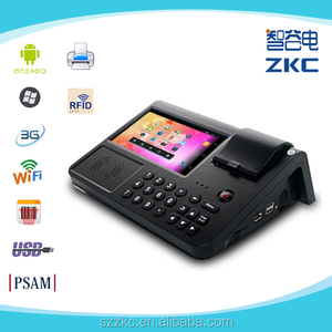 PC700 mini cashier machine with RFID reader and 3G and Bar code reader and WIFI Free SDK OEM