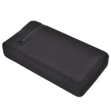 Resistant Lycra Travel Carrying Case Bag Skin Cover  For Bose Soundlink III 3 Wireless Bluetooth Speaker Box-Black