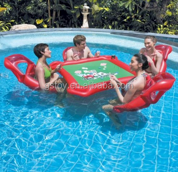 Inflatable Swimming Pool Chess Table Island Buy Cheap