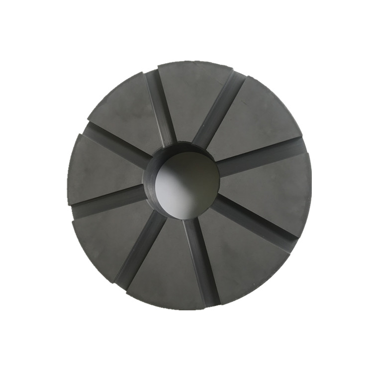 Sintered Silicon Nitride ceramic shaft and rotary degassing for zinc alloy die casting