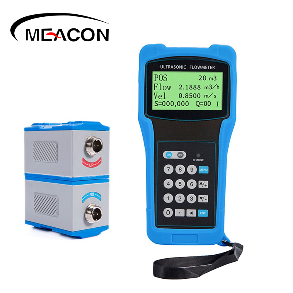 Sitelab Ultrasonic Flowmeter open channel ultrasonic flow meter