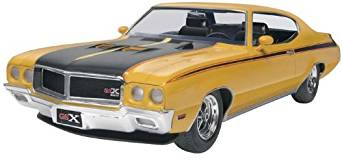 Revell of Germany Monogram 1970 Buick GSX Plastic Model Kit