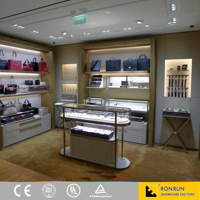 Modern Jewelry Store Display Cabinet For Jewellery Shop Furniture ...