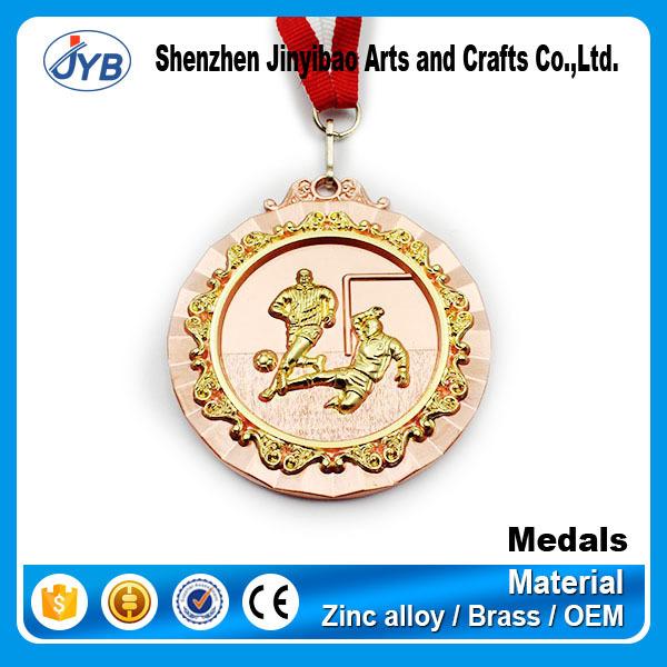 Cheap Custom Engraved Metal Table Tennis Award Sport Medal