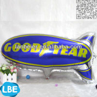 small size promotional advertising blimp balloon