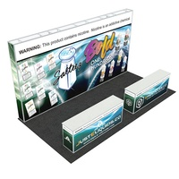 20ft x 10ft Double Side Backlit Portable Trade Show Exhibits