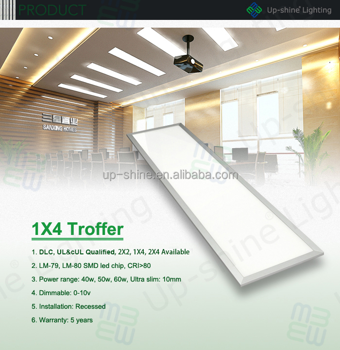 2x4 Led Light Fixtures Dimmable: 2015 Hot-selling Indoor Electroluminescent Panel Ultra