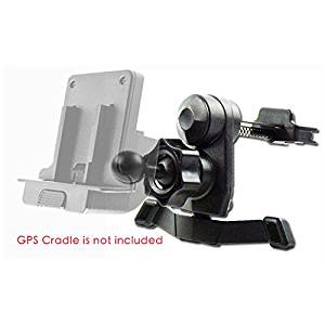ChargerCity Simple-Lock Air Vent Holder Mount for Magellan Roadmate GPS Cradle Brackets. Our Mount fits all 2011 to 2015 Roadmate 1xxx 2xxx 3xxx 5xxx 6xxx 9xxx LM MU T LMT LMB GPS Bracket Cradles (Compatible with both horizontal and vertical vent)Includes Free ChargerCity Micro SD Memory Card