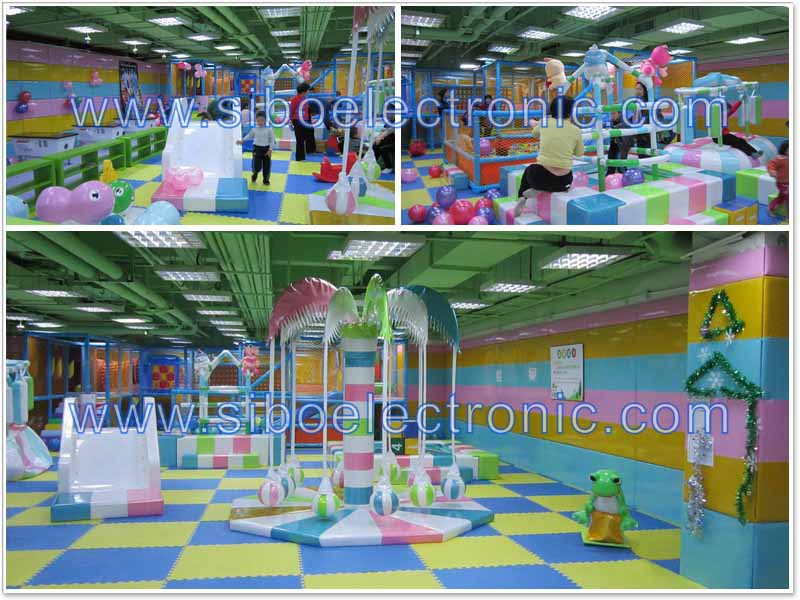 GM-SIBO hot toy children soft playground indoor toddler
