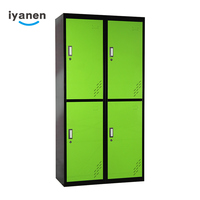 China Assembly commercial furniture locker sale metal clothes garage cabinet