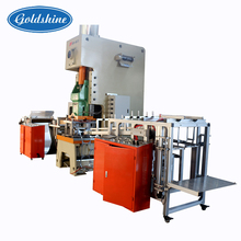 Production Line of take away fast food Aluminium Foil Container Making Machine