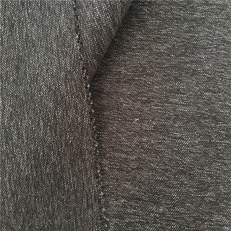 Polyester Cation Fabric Double-Layered Fabric Two-Tone Effects For Sofa/Bag