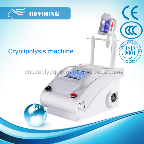 Safe and fast slimming machine cryo machine
