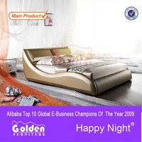 Foshan Golden Furniture Happy Night Modern high low beds G889