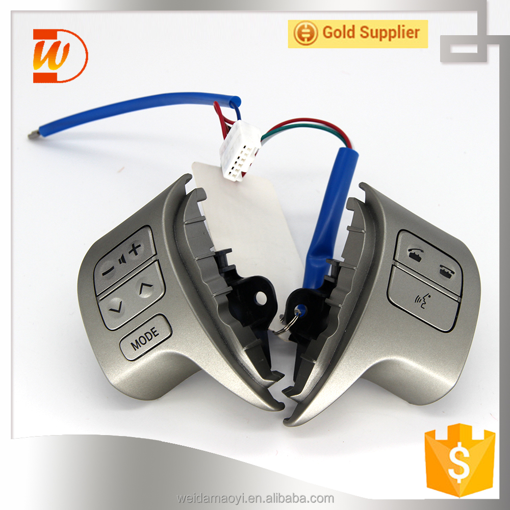Steering Wheel Audio Volume Control Switch 84250-02200 for TOYOTA COROLLA