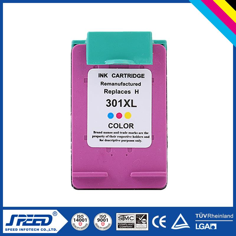 100% Compatible cartridges for hp 301xl with top quality with TUV Certifiecate
