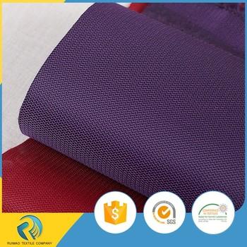 en gros revêtement pu 100% polyester 420d grain soulevé oxford tissu
