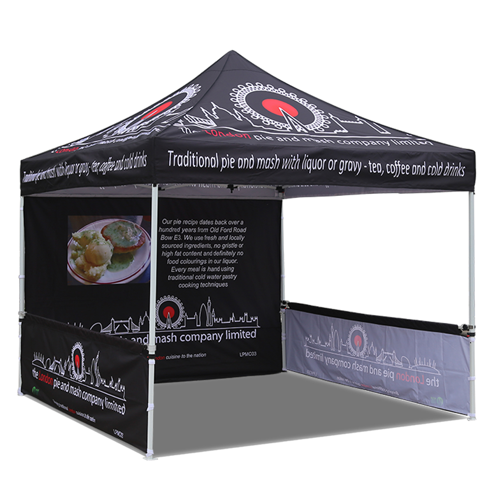 3x3 <strong>Trade</strong> Show Easy Up Folding Tent waterproof event aluminum canopy tent