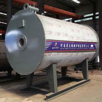 1400kw 2400kw Gas Diesel Oil Fired Heat Transfer Oil Boiler Furnace ...