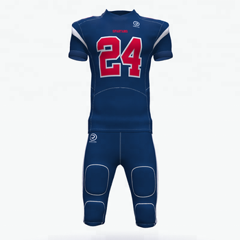 College team Breathable Custom american football jersey uniform