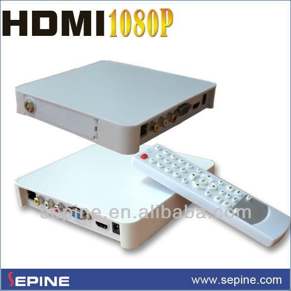 NEW,Wifi hdmi 1080p hdd media player