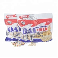 Healthy Oat Meal Chocolate Bar Candy Breakfast
