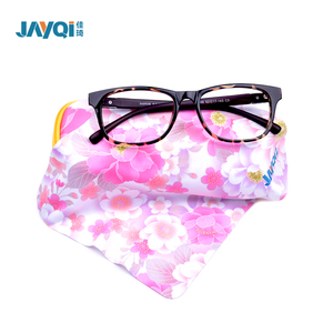promotional 100 polyester microfiber cloth sunglasses