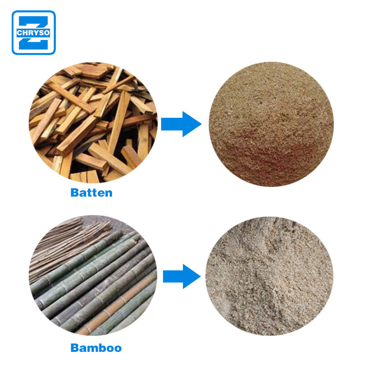 Grinding Wood Chips To Sawdust Machine