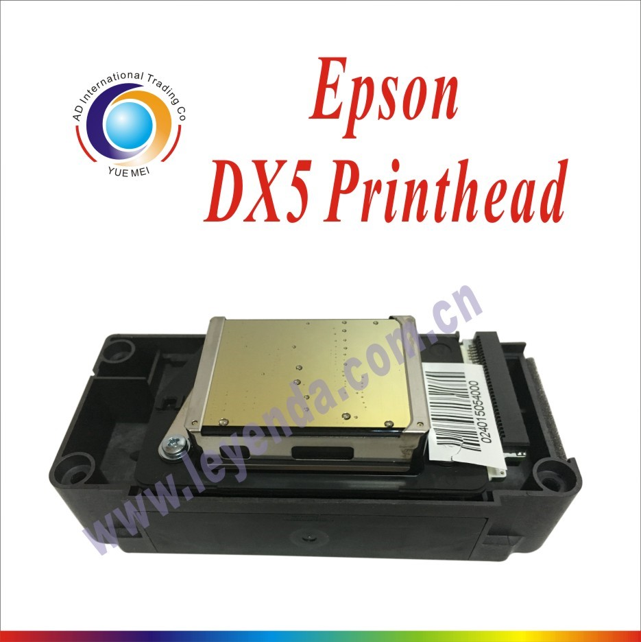 Original price F186000 DX5 printhead used for epson r2880 printer hot sale!