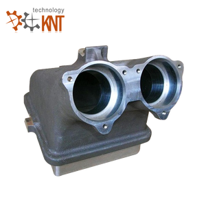 CNC Gravity casting ductile iron stainless steel sand casting
