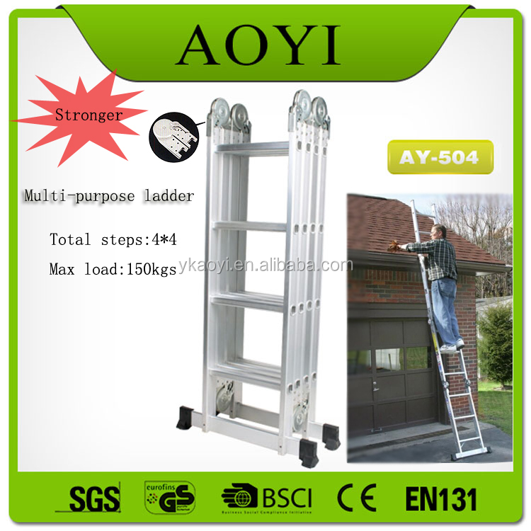 AY china supplier roof top tent safety lock ladder locking hinge