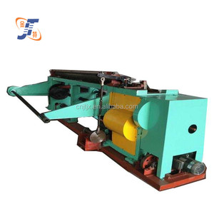 Galvanised Steel Fencing Netting machine