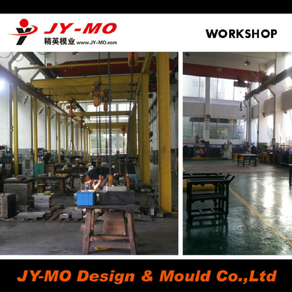 Plastic injection mold from huangyan Chinese mould factory, Chinese mould maker