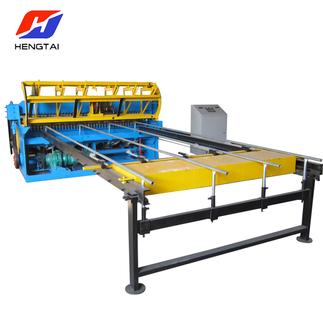 Full Automatic Welded Wire Mesh Machines for Canal Lining Used Welded Roll Mesh
