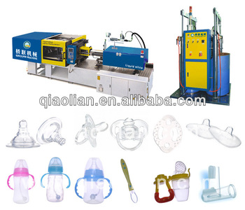 Horizontal Type Lsr Material Insulator,Pt Automatic Injection Moulding Apg  Machine Epoxy Resin Pressure Gel Molding Machine - Buy Liquid Silicone