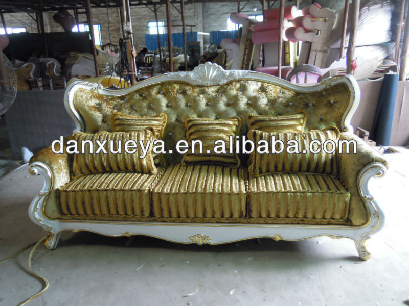 Sofa Wood Carving Living Room Furniture Sofa Wood Carving Living