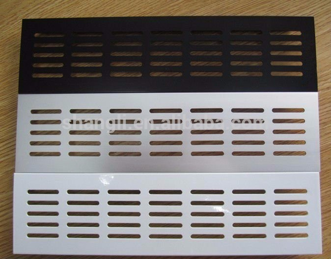 Ventilation Aluminum Wall Return Air Vent Grille For Kitchen ...