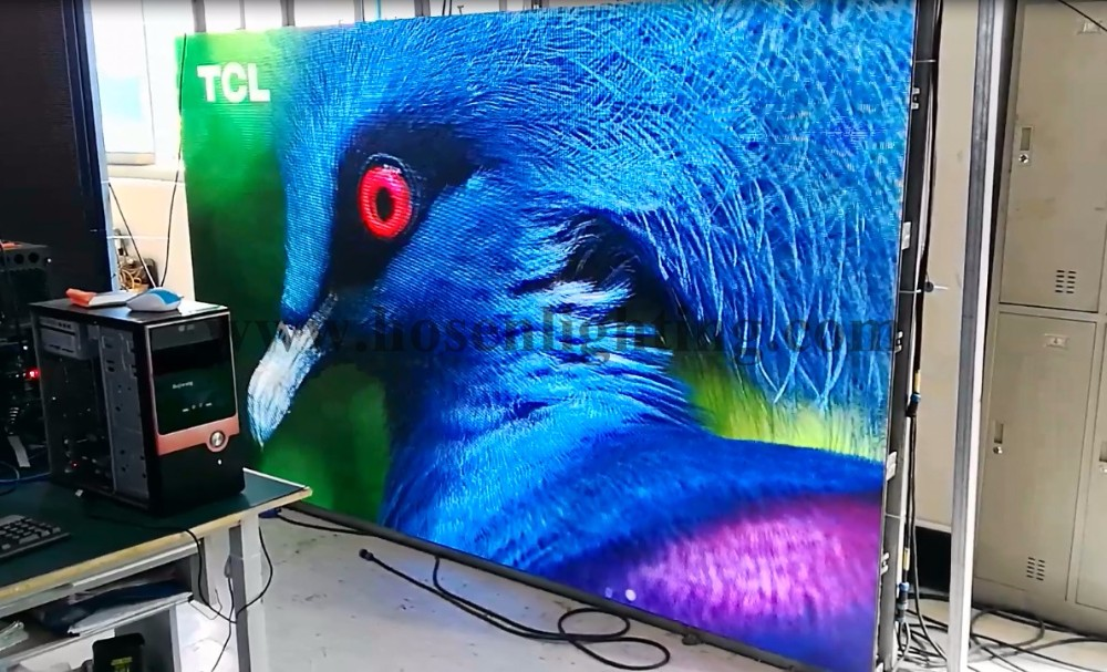 P3 high definition Indoor led display screen