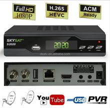 New arrival SKS IKS IPTV HD 위성 수신기 SKYSAT S2020 대 한 중 · East Asia EU twin tuner hd 수신기 tiger t800 수신기
