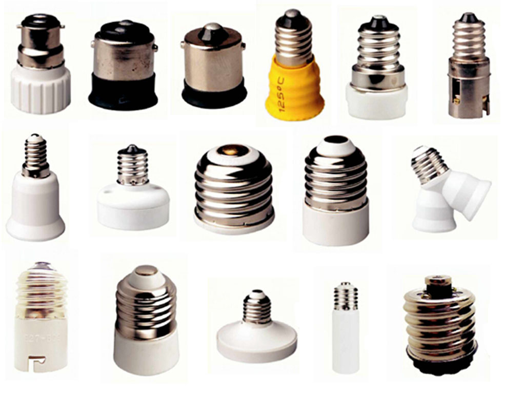 E26 To E14 Led Light Accessories E26 Lamp Socket E14 Lamp Socket ...