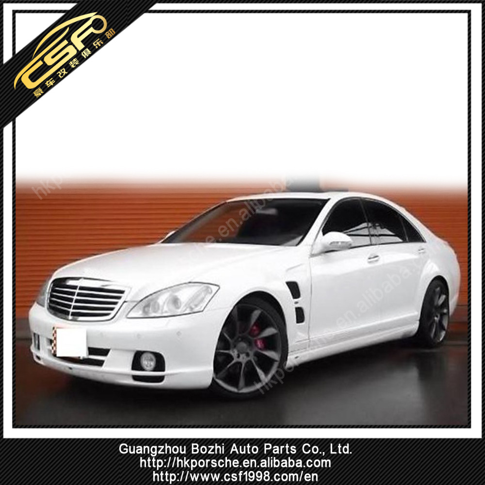 big promotion!Lorinser Style Body Kits For S class W221 Body Kit/car Bumper