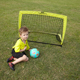 mini pop up kids soccer goal tent,soccer goal with shooting target