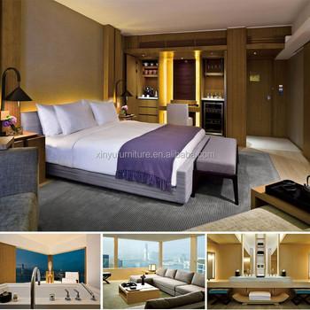 Latest design 2016 modern 5 star hotel bedroom motel for Latest bedroom designs 2016