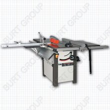 DELUXE 10 INCH TABLE SAW WITH SLIDING TABLE AND EXTENSION TABLE