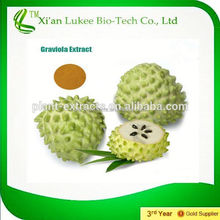 Manufacturer Supply Guanabana/Graviola Extract powder