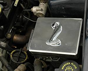 cheap black fuse black fuse deals on line at alibaba com get quotations · 1998 2004 ford mustang polished stainless steel fuse box cover black cobra snake emblem