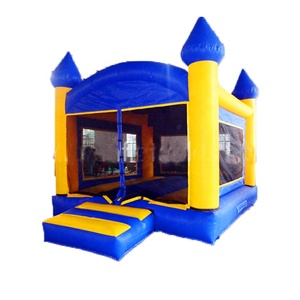 Customized Popular Fun Play Inflatable Bouncy Jumping Castle