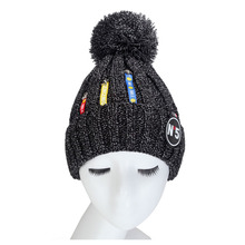 <span class=keywords><strong>Mode</strong></span> vijf star weave acryl haak <span class=keywords><strong>beanie</strong></span> hoed met circulaire label