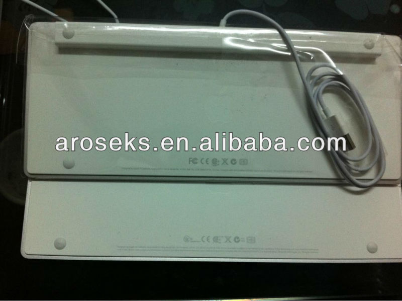Keyboard For Imac Keyboard Wireless Keyboard A1314 A1243 A1242 ...